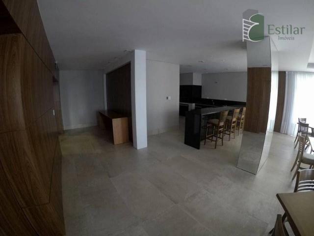 Apartamento 03 quartos (1 suíte) no centro, são josé dos pinhais - Foto 16