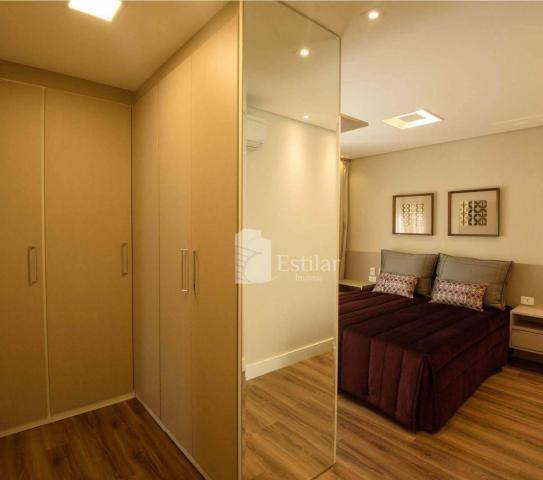 Apartamento 03 quartos (01 suíte) e 02 vagas no rebouças, curitiba - Foto 11