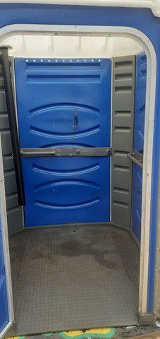Banheiro quimico para cadeirante - Foto 3