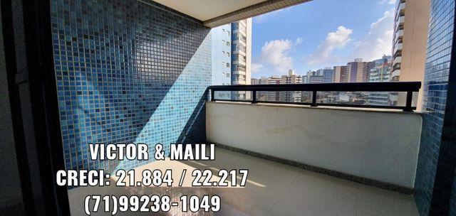 2/4 Suíte e varanda - Apartamento em Armação / Costa Azul / Stiep / Orla - Villa Di Mare - Foto 10