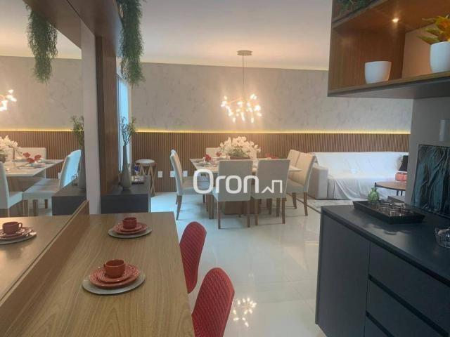 Sobrado com 3 dormitórios à venda, 134 m² por R$ 489.000,00 - Jardim Imperial - Aparecida  - Foto 5