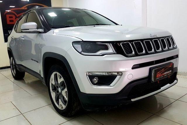 Jeep Compass 2.0 2017 Aceita Financiamento