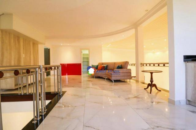 Sobrado com 4 dormitórios à venda, 638 m² por R$ 3.199.000,00 - Residencial Granville - Go - Foto 13