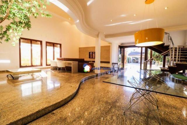 Sobrado com 4 dormitórios à venda, 638 m² por R$ 3.199.000,00 - Residencial Granville - Go - Foto 10