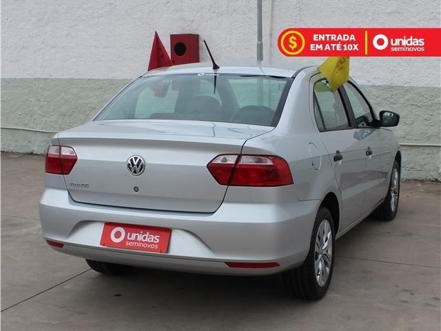 Volkswagen Voyage 1.6 msi totalflex 4p manual - Foto 4