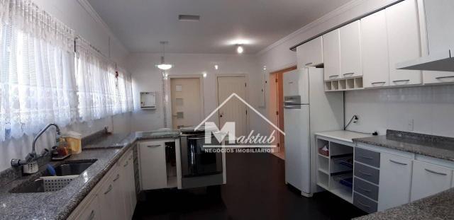 Cobertura com 4 suíte, para alugar, 395 m² por R$ 7.000/mês - Vila Valparaíso - Santo Andr - Foto 16