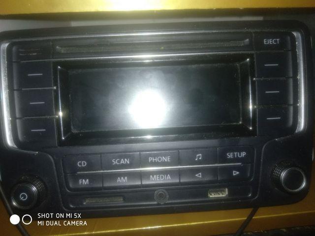 Rádio Volkswagen gol, voyagem, polo etc. - Foto 2