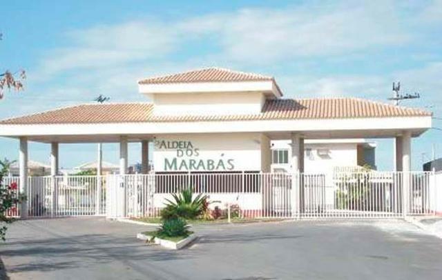 Excelente casa duplex em condominio fechado com segurança total 24h - Aldeia dos Marabas
