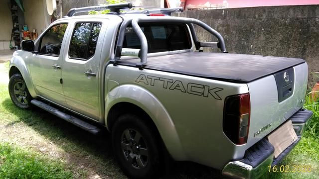 Vendo Pick Up Nissan Frontier - Foto 7