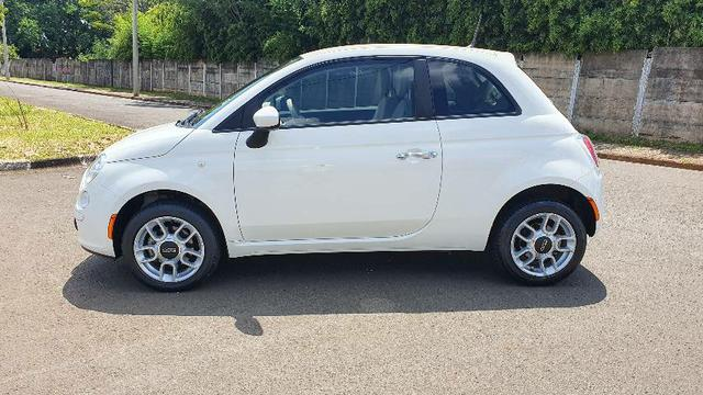 Fiat 500 Cult 1.4 Flex 2013 Manual (Impecável) - Foto 10