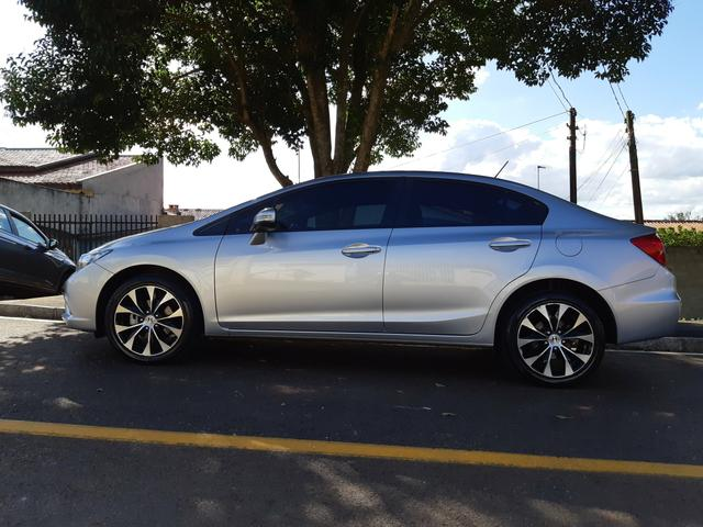 Honda Civic LXR - 11 km por litro - Foto 15