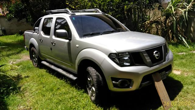 Vendo Pick Up Nissan Frontier - Foto 3