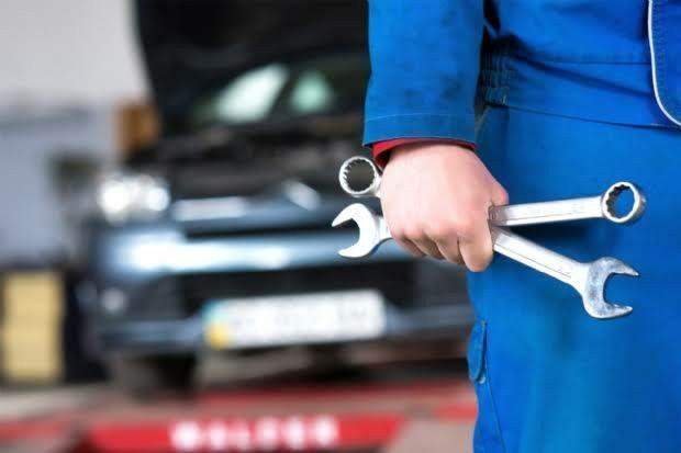Mecânico de oficina automotiva oferta de emprego