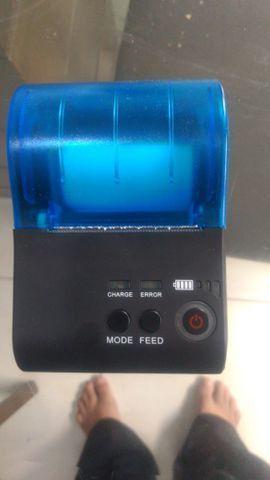 Mini impressora térmica portátil! - Foto 2