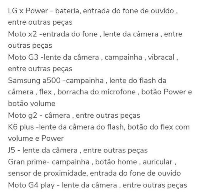 Peças de celular - Foto 3