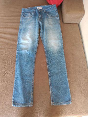 Vendo calça jeans polo wear