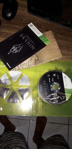 Jogo SkyRim Xbox 360
