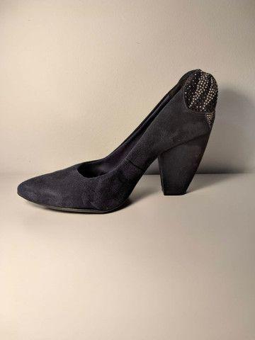 Sapato Social Salto