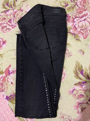 Calça jeans feminina número 38 - Foto 5