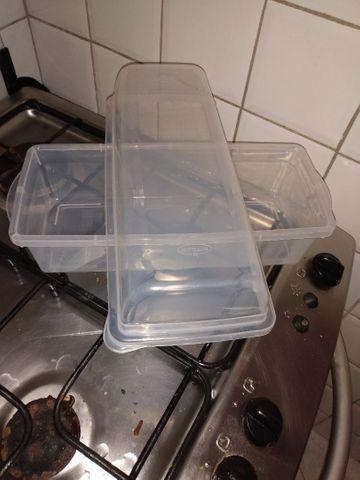 Vendo suporte pra guardar pão - Foto 2