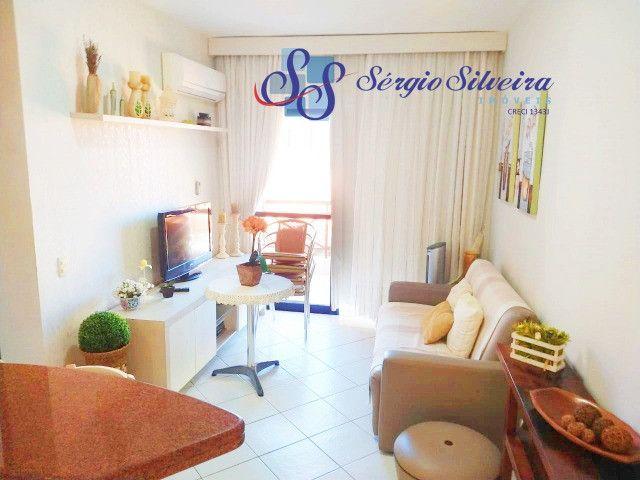 Apartamento mobiliado no Porto das Dunas com 1 quartos - Foto 3