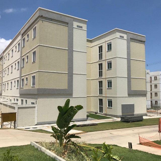 Apartamento em Ponta Negra - 2/4 - Praia do Forte - Para Novembro de 2020 - Foto 14