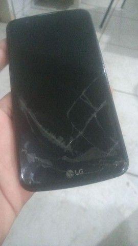 LG sem bateria trincado pra vender - Foto 4