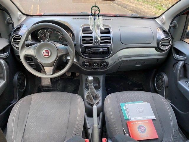 Gran Siena 2015 Atractive 1.4 Segundo Dono Completo veículo impecável Placa Q - Foto 4