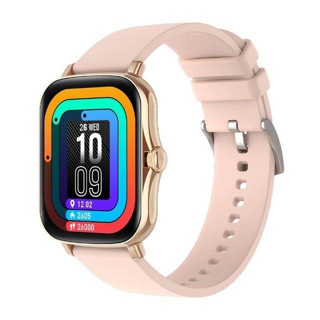 Lançamento 2021 Smartwatch Colmi P8 Plus - 6X sem juros - Foto 6