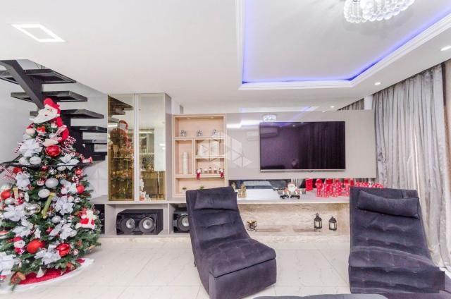 Casa de condomínio à venda com 3 dormitórios em Jardim carvalho, Porto alegre cod:9934108 - Foto 5