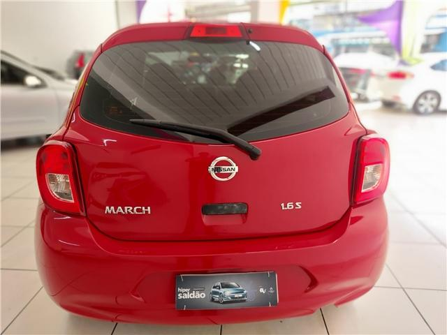 Nissan March 1.6 s 16v flex 4p manual - Foto 4