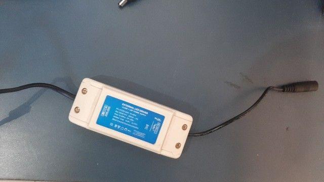 luminária de embutir LED quadrada 24w - Foto 4
