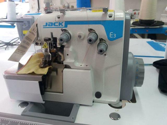 Maquina de costura industrial overlok