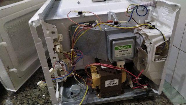 Conserto e manutenção aceitamos cartões - Foto 2