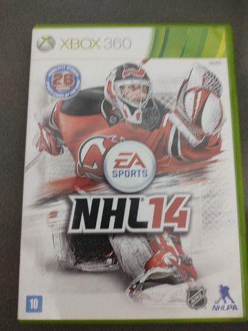 Jogos Xbox 360 NHL 14