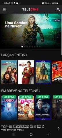 N.E.T.F.L.I.X AMAZOM TELECINE HBO GO E GLOBO PLAY 8 REAIS CADA UMA FAÇO VIA PIX  - Foto 3
