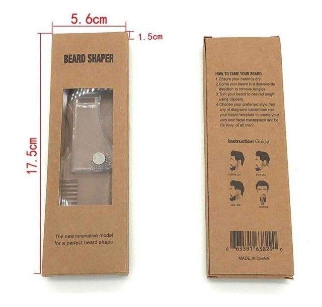 Modelador de barba 360 Regulável Ajustável - Foto 2