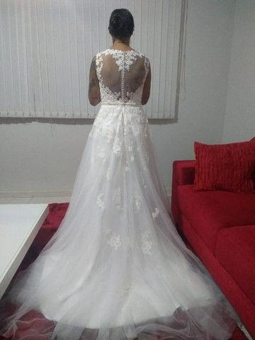 Vestido de Noiva - Foto 4