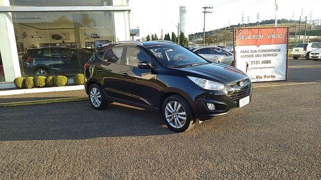 Hyundai IX35 2.0 GLS FLEX AUT 4P - Foto 2