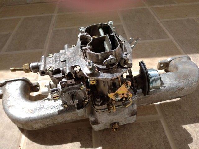 Carburador Solex H34 com Coletor - Foto 3