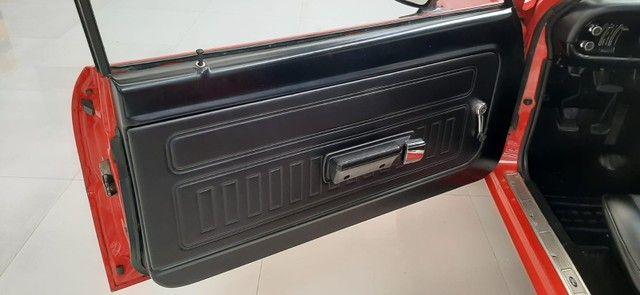 Maverick Super Luxo V8, GT Tribute, impecável, de coleção. - Foto 5