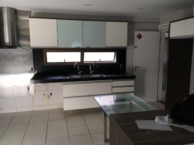 Alugo Magnífico Apartamento de Luxo- Um por Andar- 320m2- Ed. Casa Rosa- Aldeota - Foto 13