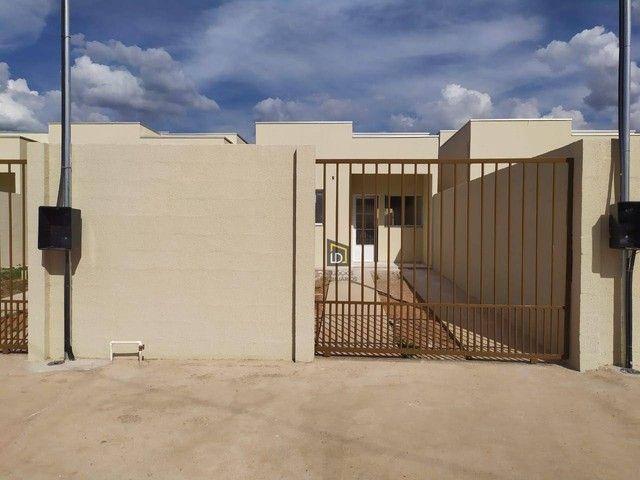 Casa com 2 dormitórios à venda, 55 m² por R$ 160.000 - Jardim Ouro Verde - Várzea Grande/M - Foto 10