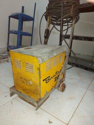 Máquina de solda Bantam 2000. - Foto 2