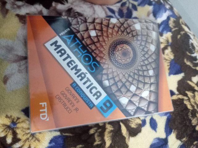 Livro matemática 9 ano, FTD