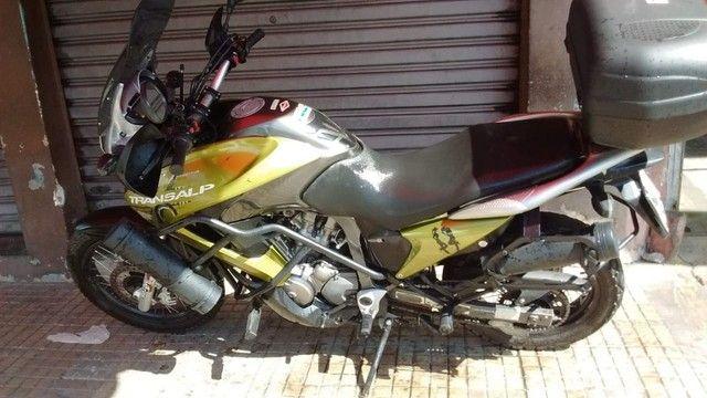 Moto Transalp - Foto 4