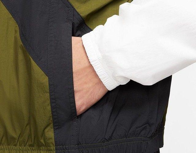 Jaqueta corta vento Nike NSW Woven - Foto 4