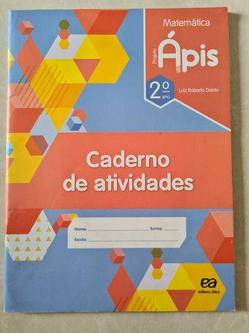 Projeto Ápis Matemática- 2° Ano - Foto 2