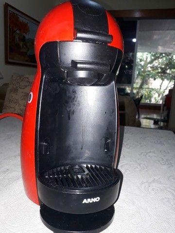 Cafeteira Arno Nescafé  Dolce Gusto Picollo Vermelha - Foto 4