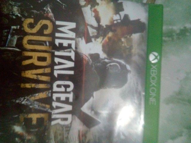 Vendo três jogos de Xbox one - Foto 2